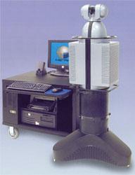 Бесконтактная мобильная измерительная система на базе лазерного радара серии MV200